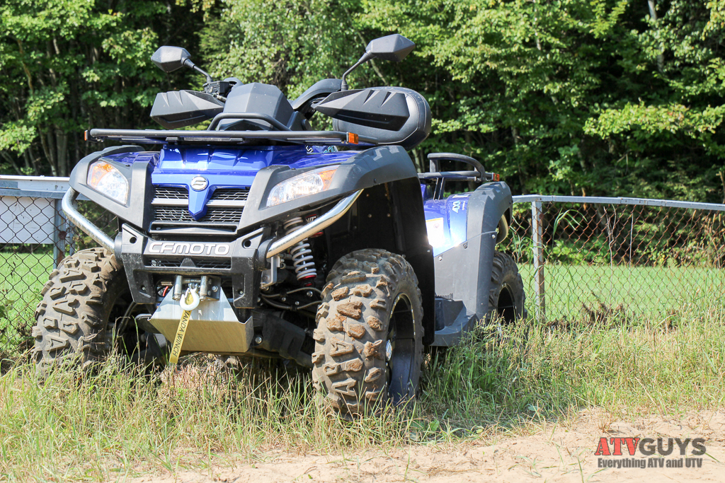 2016 CFMoto Cforce 800 EPS: The chinese ATV that can really