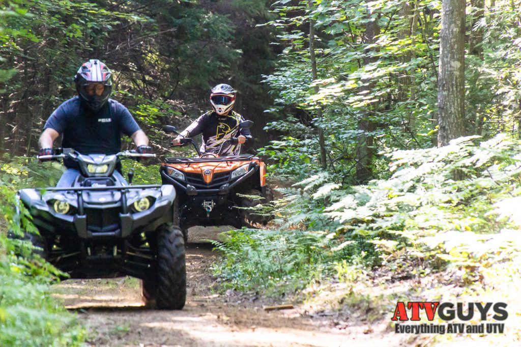 LONG TERM WRAP-UP: A year with a 2017 CFMoto Cforce 500 HO - ATV Guys