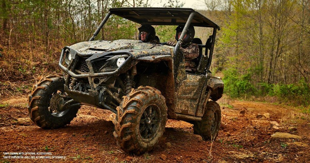 The 2019 Yamaha UTV lineup is here! - ATV Guys