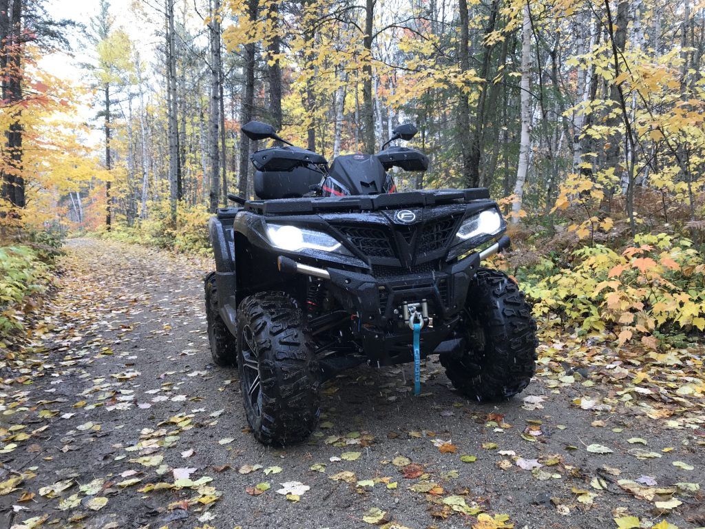 2019 CFMOTO Cforce 800 XC Long Term Review : Part One - ATV Guys