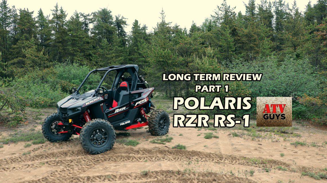 Polaris RZR RS-1 long term review part 1 (Project Gold