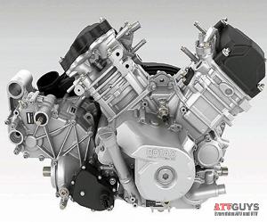CA Renegade 1000 engine
